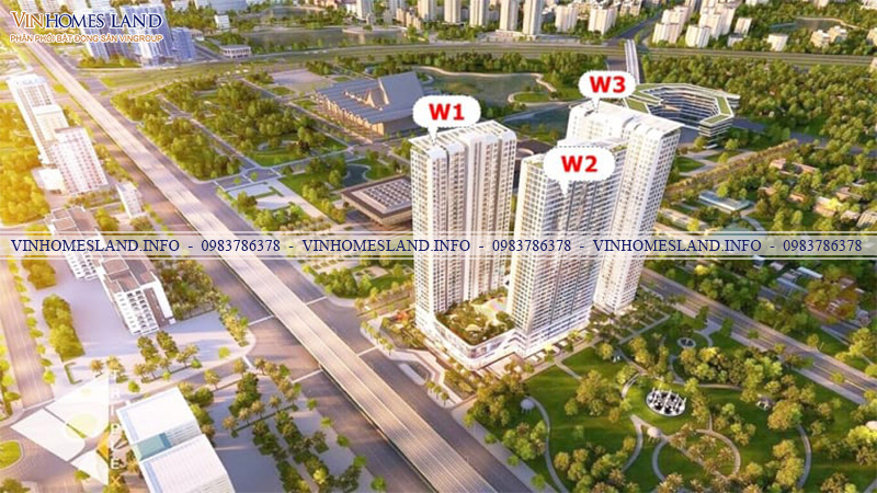 Dự án Vinhomes West Point